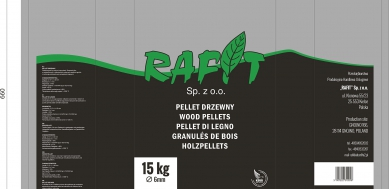 Aktualne wzory worków na pellet drzewny